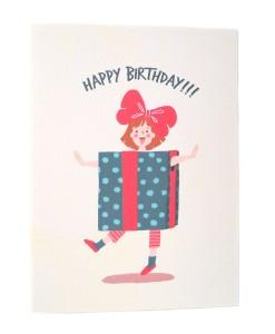 Birthday Card (Boy & Girl)