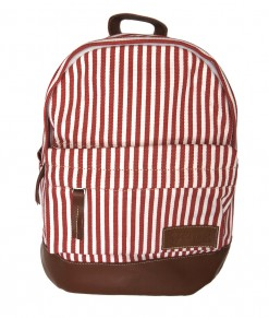 Malaki Stripes - Red