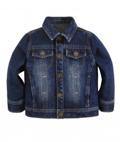 Front Lining Jeans Jacket