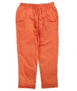 Colored Skinny Pant - Orange