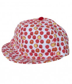 Apple Hat - Red