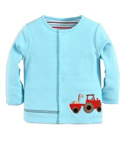 Tractor Stripes 2in1 Tee