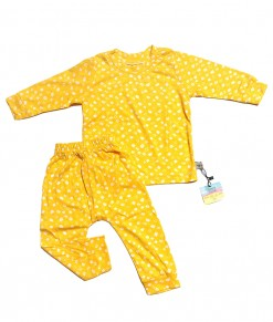 Pajamas - Yellow
