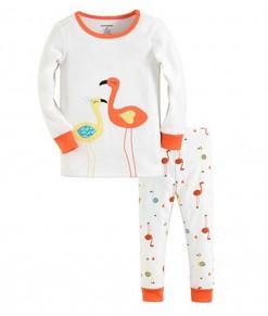 Flaminggo White Pajama