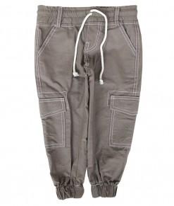 Zev Cargo Jogger Pant - Grey